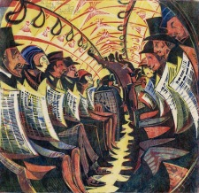 Cyril E. Power, The Tube Train